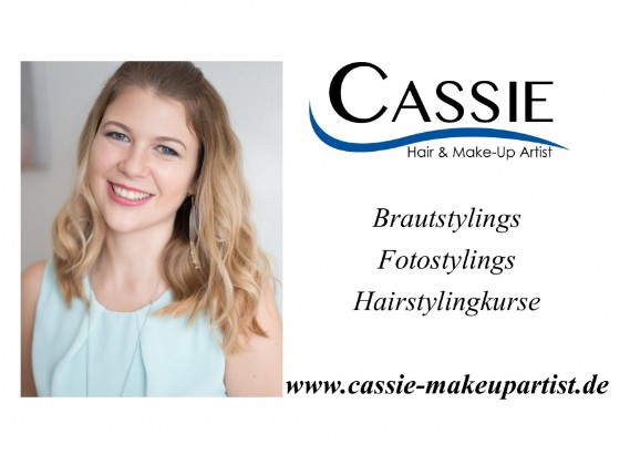 Cassi Hair & Make-Up-Artist